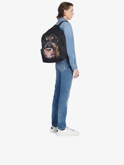 Givenchy - Sacs à dos et Bananes pour HOMME online sur Kate&You - BJ05760355-960 K&Y3029