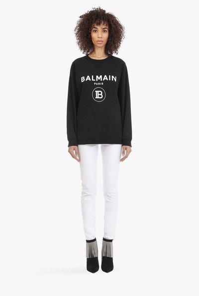 Balmain - Felpe & Felpe con cappuccio per DONNA online su Kate&You - SF13602J163GAB K&Y1936