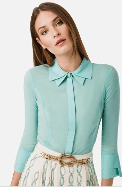 Ремни - Elisabetta Franchi для ЖЕНЩИН онлайн на Kate&You - CT12A01E2 - K&Y7125