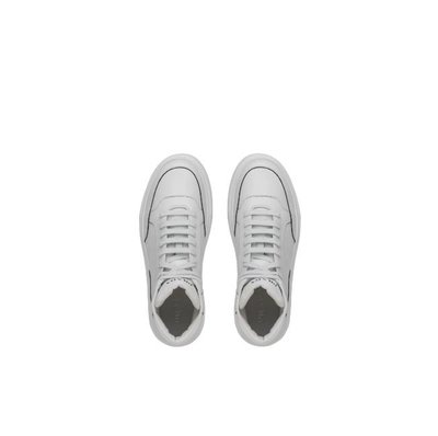 Prada - Baskets pour HOMME online sur Kate&You - https://www.prada.com/fr/fr/men/ready_to_wear/t-shirts_and_polo_shirts K&Y2183